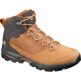 Salomon OUTward GTX Zapatillas Hombre, tobacco brown/phantom/caramel cafe